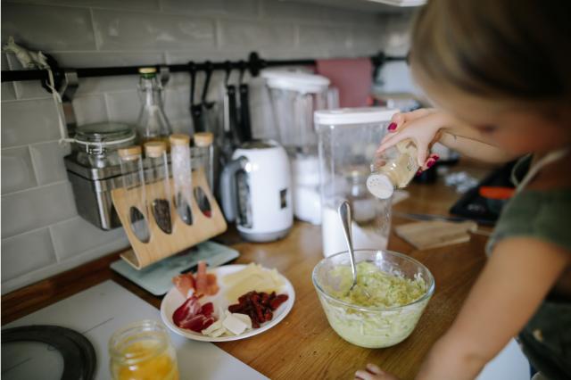 Mantenha a Higiene no preparo e na manipulação de alimentos